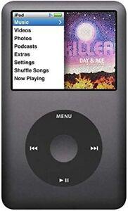 Apple iPod Classic 5th / 6th Generation Black (80GB)- (160GB)