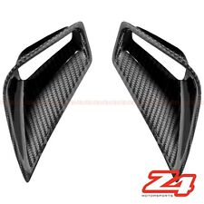 Ducati 848 1098 1198 Rear Tail Seat Air Vent Cover Fairing Cowling Carbon Fiber