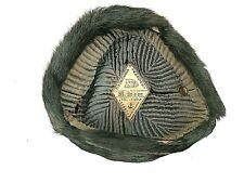 Chapka fourrure 1920-1940 idéal auxiliaire wehrmacht