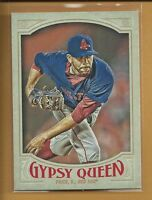 David Price 2016 Topps Gypsy Queen Card # 28 Boston Red Sox Baseball