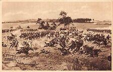 B74024 utarczka kawalerji narodwej z kozakami bitwa pod poland   art warszawa