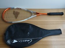 inesis EXIA Graphite Squash Racquet with cover