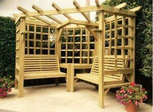The Castleton Garden Arbour