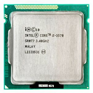 Intel Core i5-3570 /4 x 3.40ghz/Socket processore LGA 1155 Quad Core