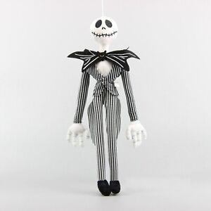 BIG The Nightmare Before Christmas Jack Skellington Plush Toy Stuffed Doll 20''