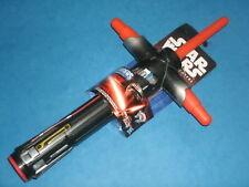 Star Wars Kylo Ren Sable de Luz (Accesorio Disfraz Cosplay/extender) edades 4+ Sith