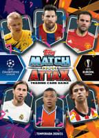 MATCH ATTAX 2020/21 exclusive CARDS PORTO GRANADA SEVILLA VILLARREAL R SOCIEDAD