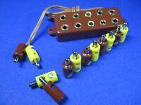 Verteilerleiste mit Stecker/Kabel -Stromverteilung #S1-- kein Porto in Deutschl