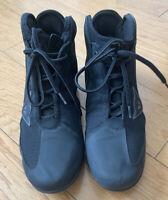 Dainese Short Shift - Women's Black Motorcycle Shoes Size: 8.5 US / 41 EU