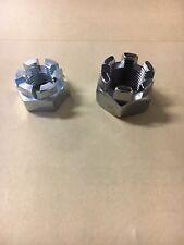 HONDA CB77, CB72 Front and Rear Axle Nuts