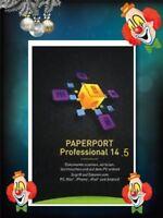 Nuance PaperPort 14.5 Professional +Download Link+Key