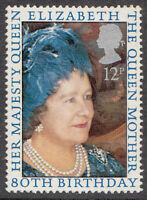 GB MNH STAMP 1980 80th Birthday Queen Mother Mum SG 1129 UMM