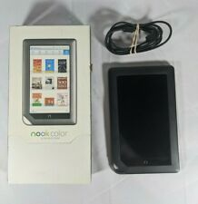 Barnes & Noble Nook Color BNRV200A 8GB, Wi-Fi, 7in - Great Condition - FAST SHIP