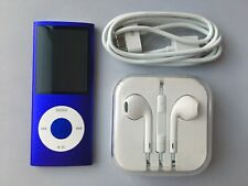 Apple iPod nano 4th Generation Purple (8GB) Mint