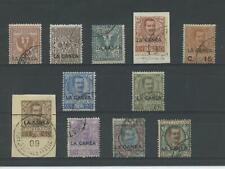 OCCUPAZIONI LA CANEA 1905 SOVR. 11V. 3 US.