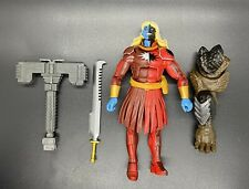 Marvel Legends Malekith Loose w/sword And BAF Cull Obsidian Parts