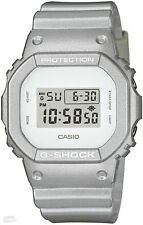 Casio G-Shock, DW-5600SG-7ER, Silver, Stopwatch, Timer, Backlight, Alarm