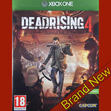 DEAD RISING 4 - Microsoft Xbox ONE ~18+ Brand New & Sealed!