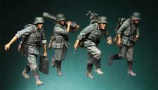 1/35 Resin Figure Model Kit German WII mortar crew