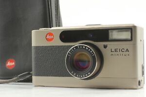 """MINT in Case"" Leica Minilux Summarit 40mm F/2.4 35mm Film Camera From JAPAN"