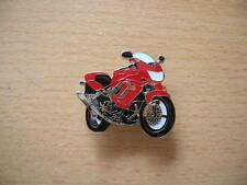 Pin SPILLA HONDA VTR 1000/vtr1000 ROSSO RED MOTO ART. 0626 SPILLA BADGE