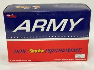 1/24 Action NHRA Funny car Arrow Don Prudhomme Army  1978 JD276B
