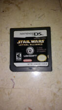 Star Wars Lethal Alliance Nintendo DS - Game Only