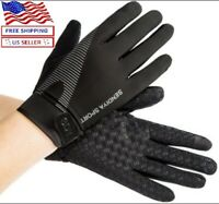 Fitness Gloves Weight Lifting Gym Workout Training Full Finger Cycling Men//Women