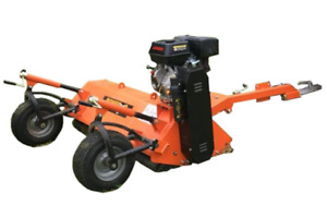 Electric Start ATV Towable Petrol Driven Flail Mower / Perfect for Quad Bikes!