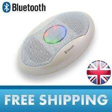 Stations audio et mini enceintes blanches pour lecteur MP3