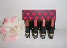MAC Nutcracker Sweet NUDE Lipstick Kit 4pc Gift Set Limited Holiday Collection