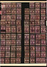 US Precancel collection lot Part III 1922/1925 +900 different stamps
