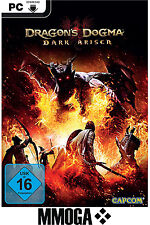 Dragon's Dogma - Dark Arisen - Steam Download Key - PC Spiel Code Neu [DE][EU]