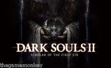 DARK SOULS II SCHOLARS OF THE FIRST SIN [PC] STEAM key