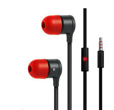 Original 3.5mm In-Ear Sports Headset Mic Headphones for HTC One X X+ M8 M7 E8 M9