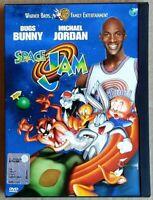 SPACE JAM (1996) un film di Joe Pytka DVD EX NOLEGGIO - RARO - SNAPPER WARNER
