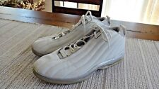 NIKE VINTAGE MEN'S AIR MAX CHOSEN BASKETBALL SHOES WHITE SIZE US 15M