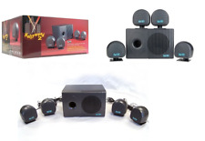 New Logisys Hollywood II 32W RMS 4.1 Amplified Surround Speaker System