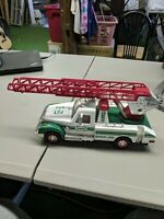 Hess Gasoline 1994 Fire Rescue Truck Electronic Toy