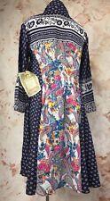 NWT $168 Anthropologie Aratta Dress Size x-small Hi-low