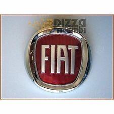 Fregio Logo Stemma Emablema Posteriore Fiat Punto Evo Nera Dal 2009 43318