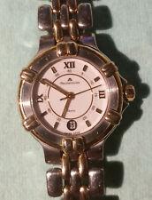 Maurice Lacroix Calypso Damenuhr Edelstahl/Gold Eine Uhr für alle Gelegenheiten!
