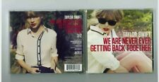 Taylor Swift We Are Never Ever Getting Back Together CD Single.