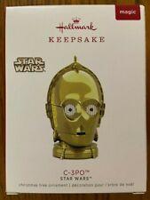 Star Wars C-3Po Hallmark Keepsake Ornament, 2018, New in box