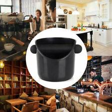 Caffè Knock Scatola Nero Caffé Espresso Macina Waste Container Pressino Bin L