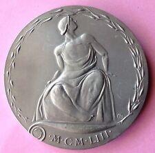 Académie D'architecture , Médaille