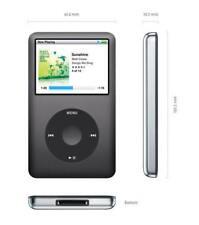160GB iPod Classic 7th Gen 160 GB Black ( Latest Model ) + SHOP GIFT
