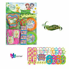 TINKERBELL 'Disney Fairies' Girl Party Favour Guest Gifts 48PC Pinata Filler