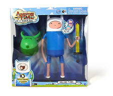 FIGURE ADVENTURE FINN 25 CM TIME CARTOON NETWORK FYNN L'AVVENTURIERO JAKE #1