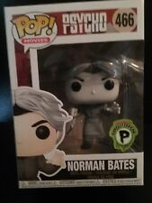 Funko Pop! Psycho Norman Bates #466 Popcultcha black and white exclusive